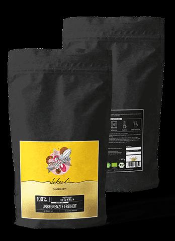 Kolumbien Unbegrenzte Freiheit – Arabica Kaffee