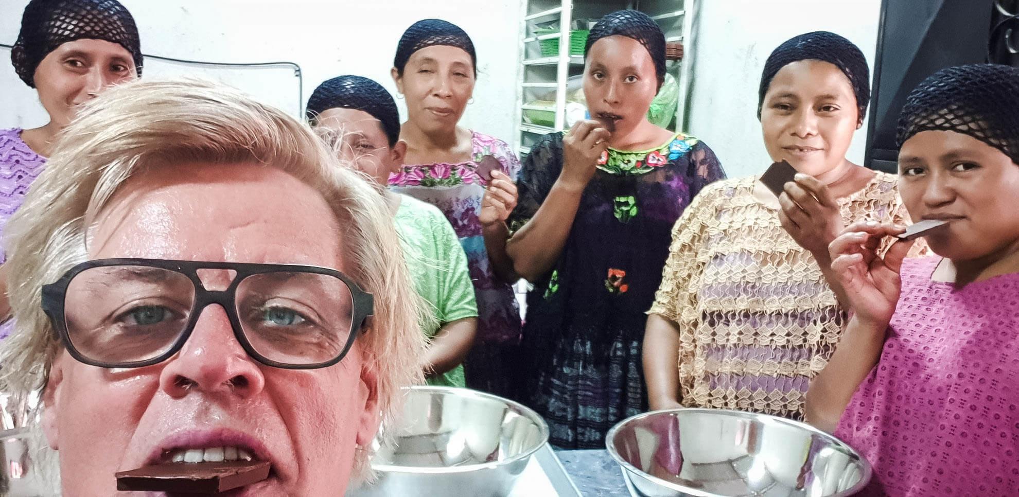 dokeshi Projekt in Guatemala: Frauen von