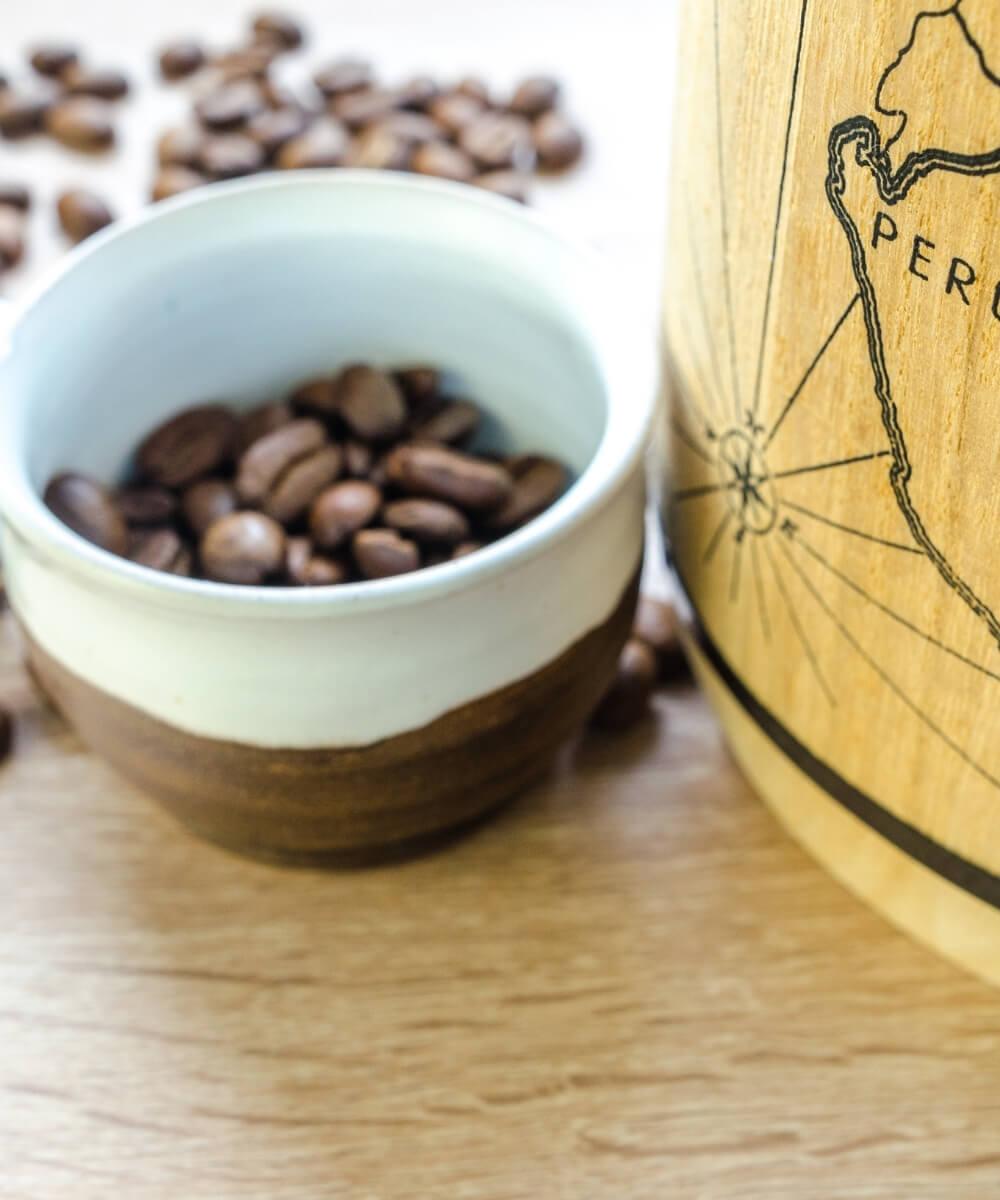 Von wo kommt dieser wunderbare Kaffee?